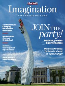 Imagination Great Britain Magazine