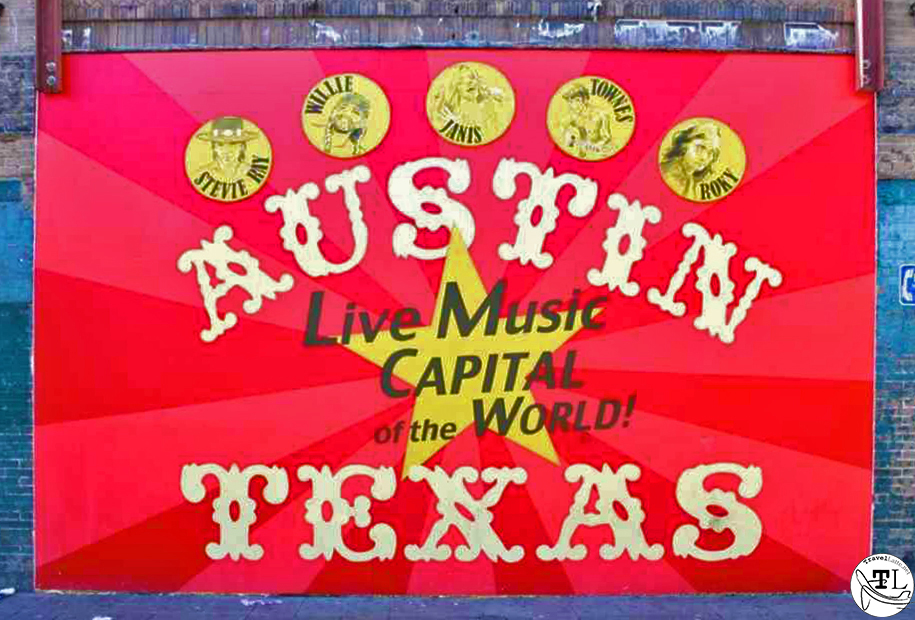 Austin Texas, the Live Music Capital of the World, via @TravelLatte