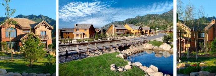 Jackson Hole, China by Allision Smith Design via @TravelLatte