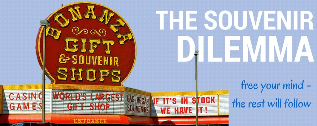 The Souvenir Dilemma via @TravelLatte.net