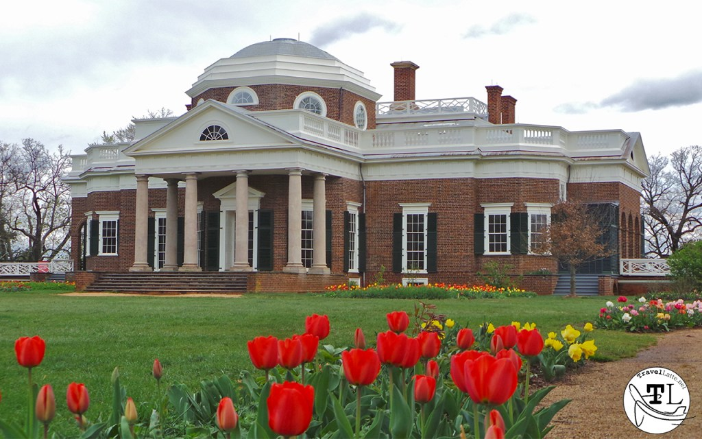 Inside Jefferson's Monticello via @TravelLatte.net