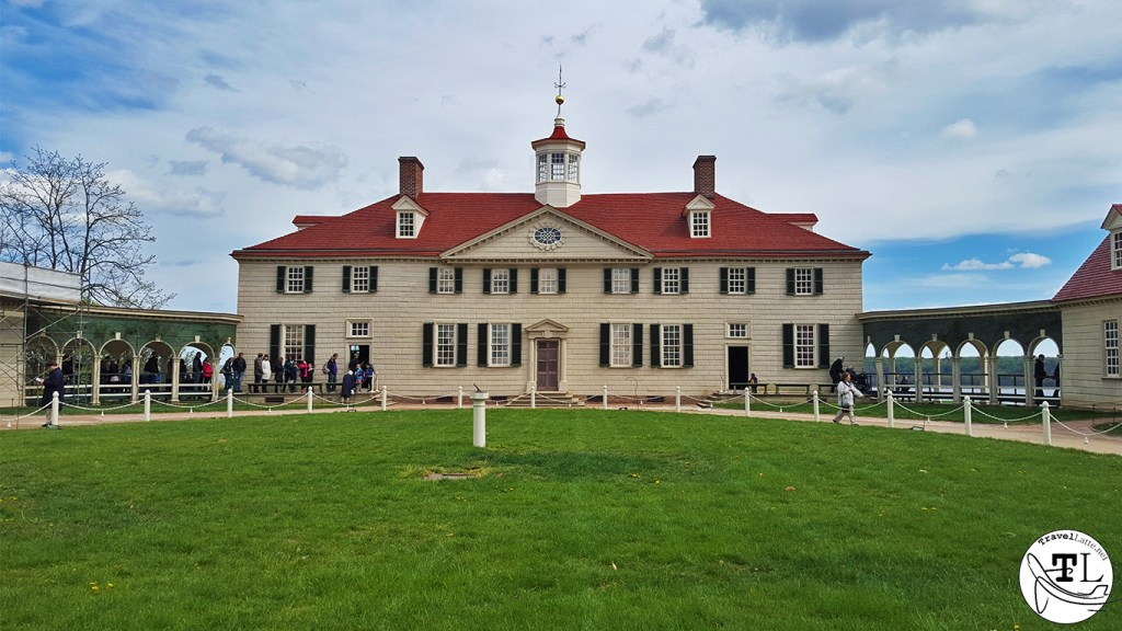 Washington's Mansion - Touring Mount Vernon via @TravelLatte.net