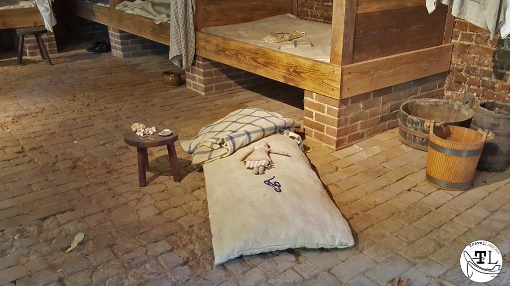 Women's Dormitory - Touring Mount Vernon via @TravelLatte.net