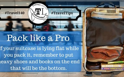 Pack Like a Pro - Travel Tips via @TravelLatte.net