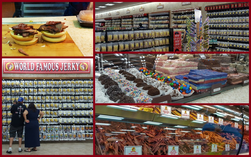 Buc-ee's: The Texas Road Trip Pit Stop Palace via @TravelLatte