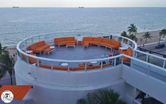 Hilton Fort Lauderdale Beach Hotel Review via @TravelLatte.net