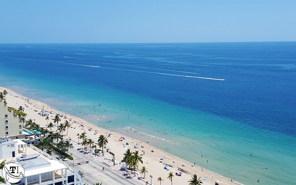 Hilton Fort Lauderdale Beach Hotel Review via @TravelLatte.net