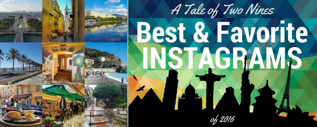 Best Instagrams of 2016 via @TravelLatte