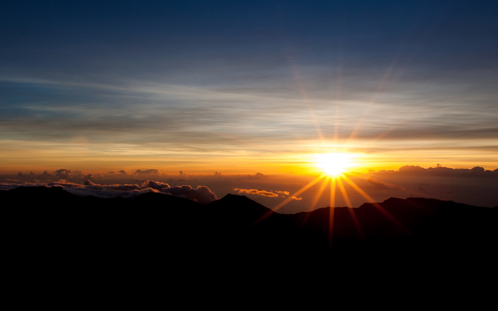 Haleakala Sunrise in This Week in Travel News via @TravelLatte.net