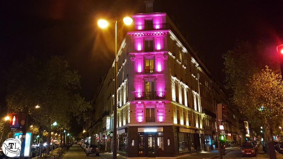 Our Stay at Hotel la Comtesse Paris via @TravelLatte.net