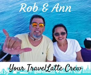 Meet Rob & Ann, your TravelLatte Crew!