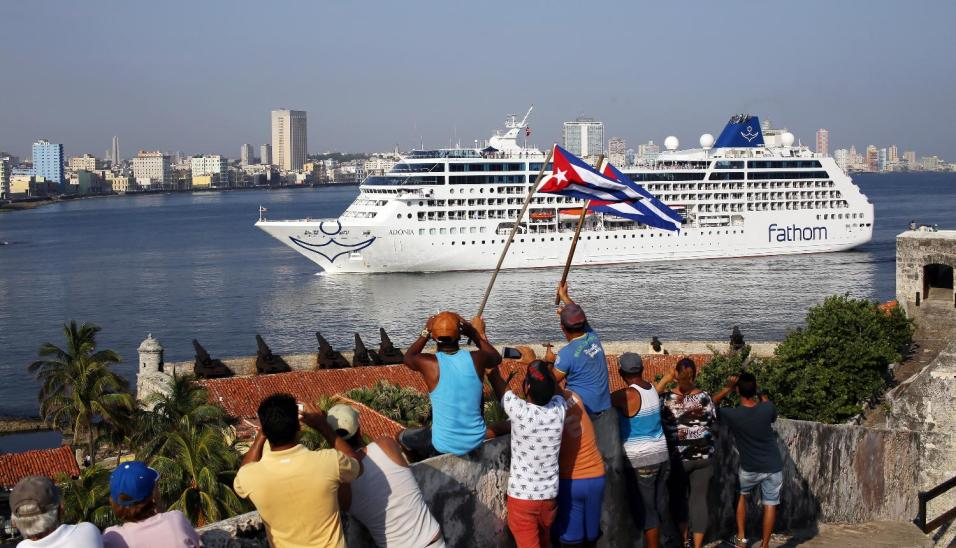 Fathom Cruises arrives in Havana in This Week in Travel News via @TravelLatte.net