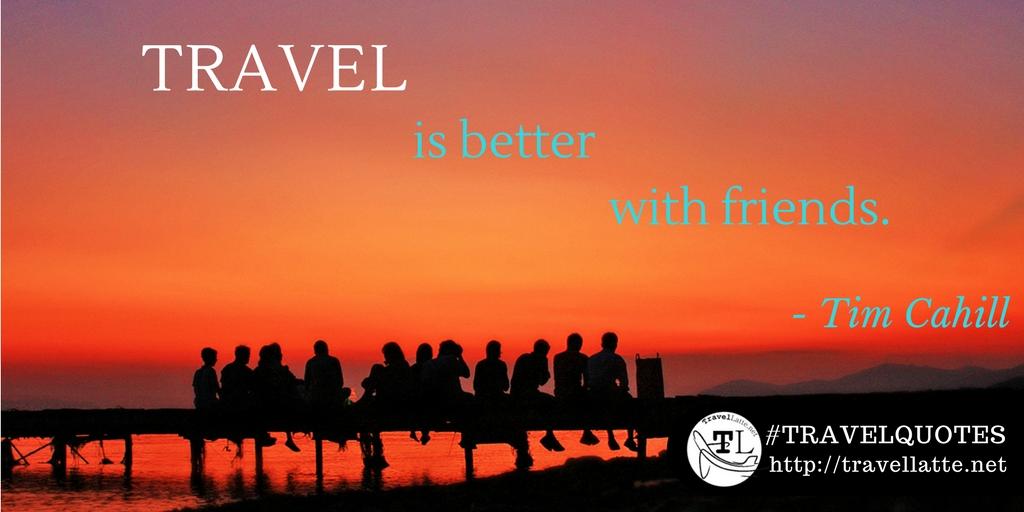 Favorite Travel Quotes Via TravelLatte