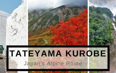 Travel To Do List: Tateyama Kurobe, Japan's Alpine Route, via @TravelLatte.net