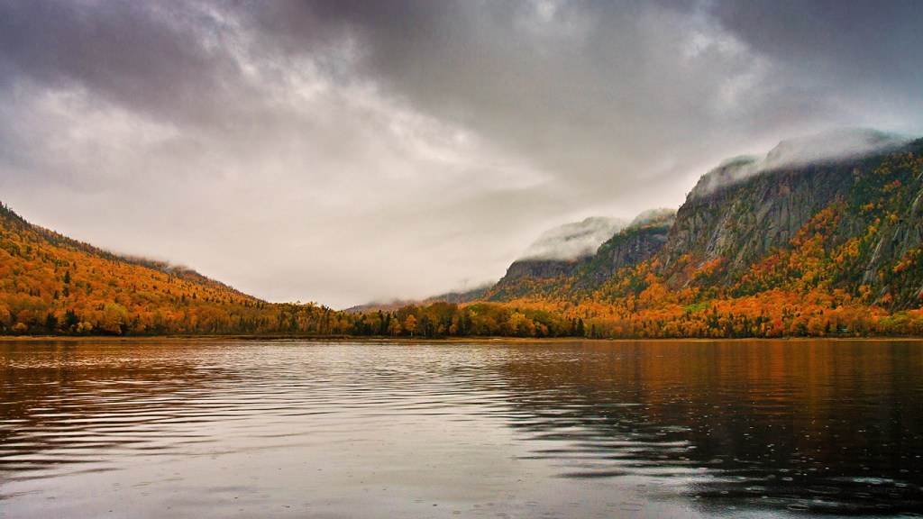 Saguenay Fjord in Three Terrific Trips You'll Love for Festive Fall Color via @TravelLatte.net