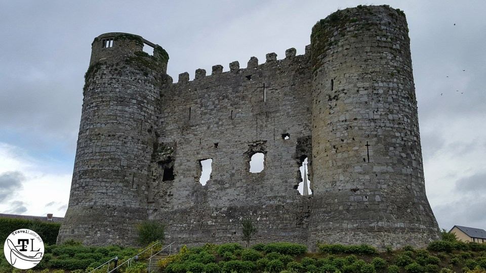 Carlow Castle in Top 5 Castle Day Trips from Dublin via @TravelLatte.net