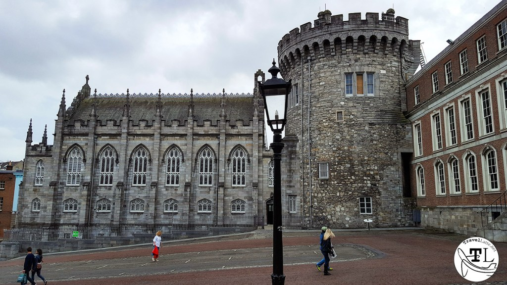 Dublin Castle in Top 5 Castle Day Trips from Dublin via @TravelLatte.net