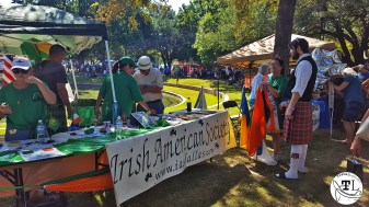 Irish American Society at the Plano International Festival via TravelLatte.net