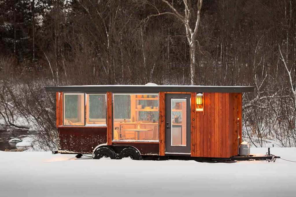 Tiny House lovers will appreciate the TravelLatte Un-Gift Holiday Gift Guide, too!