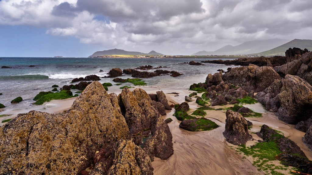 Gems of Ireland's Dingle Peninsula: Wine Strand, via @TravelLatte