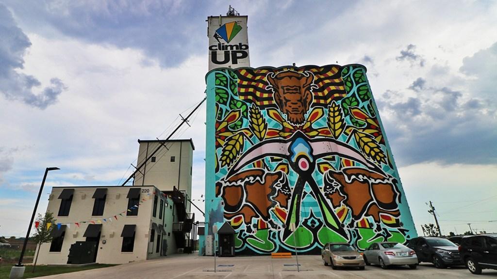 ClimbUp Gym - Why You Should Visit Oklahoma City via @TravelLatte.net