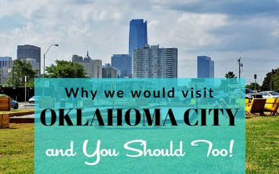 Why We Would Visit Oklahoma City...and You Should Too, via @TravelLatte.net
