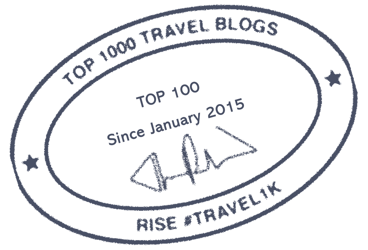 #Travel1K Top 1000 Travel Blogs on Rise
