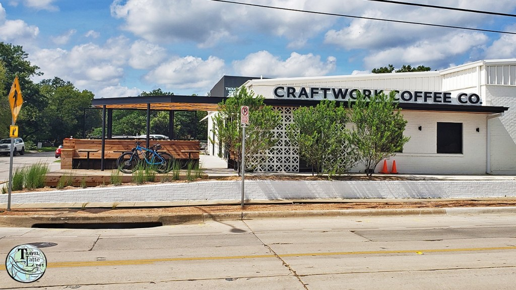 Fort Worth's Craftwork Coffee Company - Foundry Location on TravelLatte.net