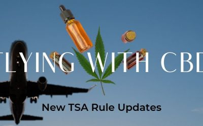 Travel News: TSA Rule Update for CBD Oil & Medical Marijuana on TravelLatte.net