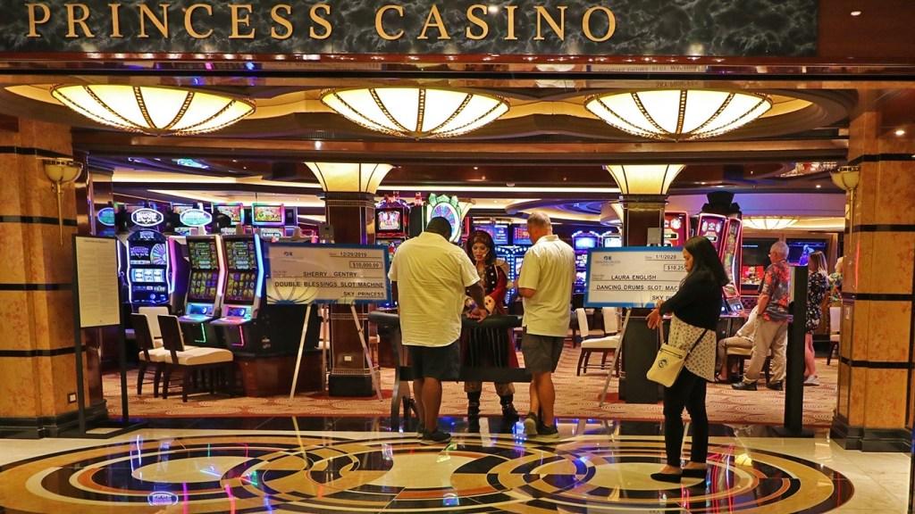 TravelLatte - Why We Love to Cruise - Princess Casino