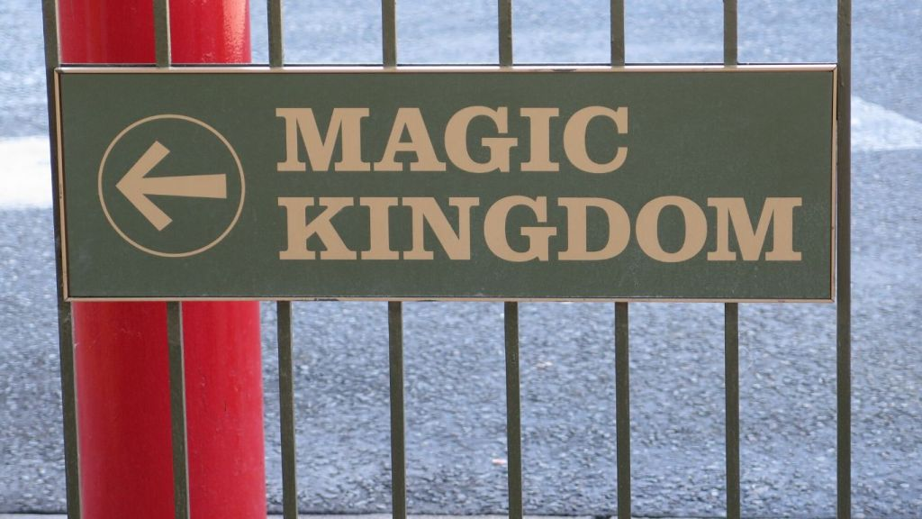 Disney World Reopening - Magic Kingdom Sign - TravelLatte