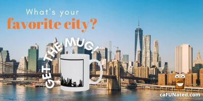 caFUNated CitySeries Cups featured on TravelLatte