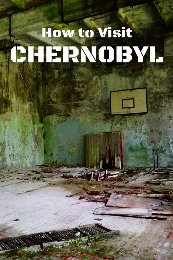 Chernobyl Tours: A guide to taking a tour of the Chernobyl exclusion zone and Pripyat town from Kiev, Ukraine.