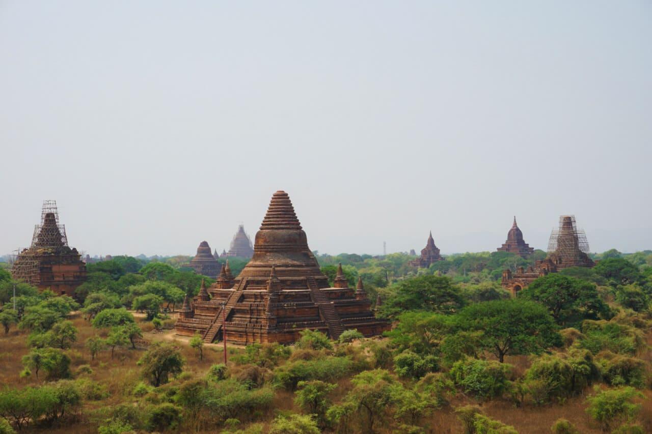 Myamar photos: Bagan