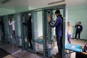 Chernobyl tours radiation check