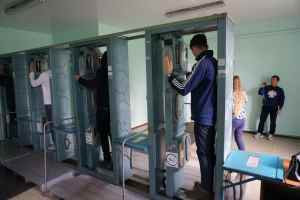 Chernobyl tours radiation check for safety