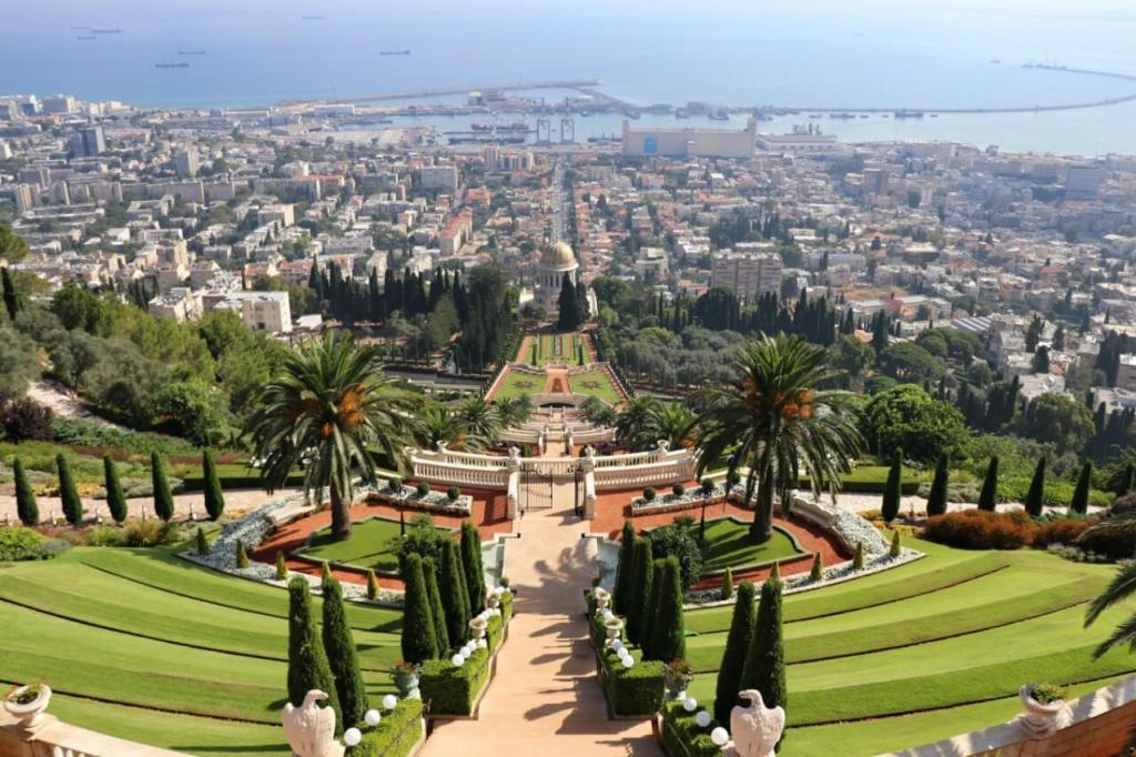 Emerging Destinations in 2018: Israel
