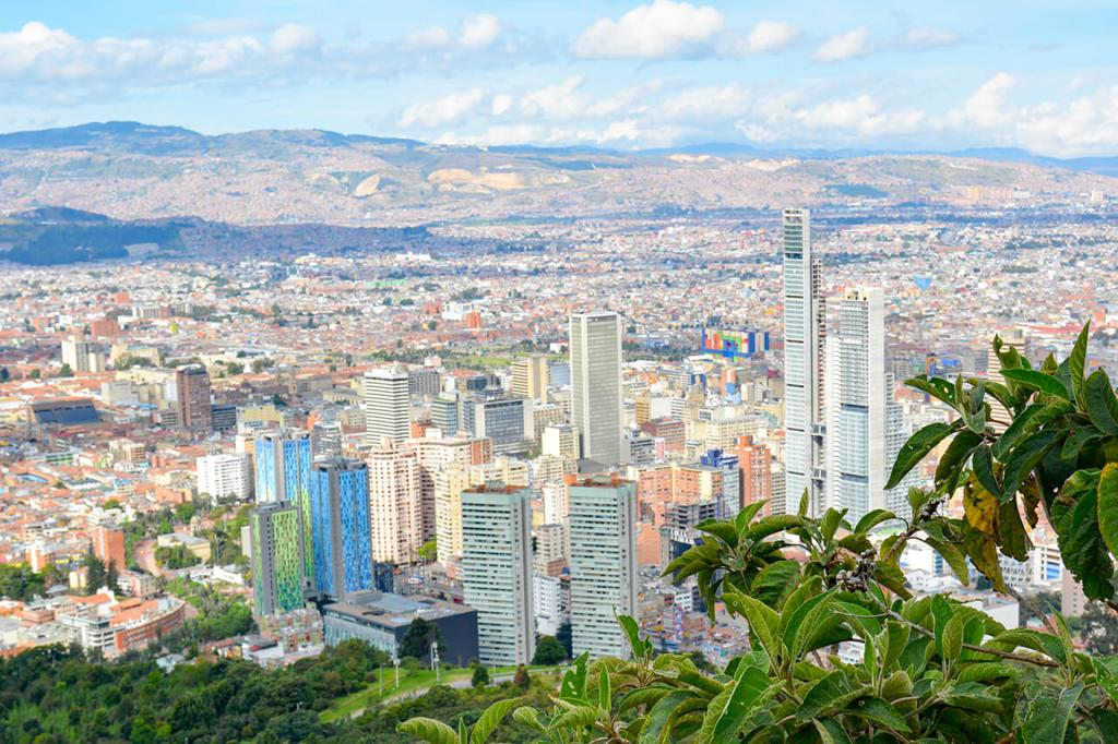 Places to Visit in South America : Bogota