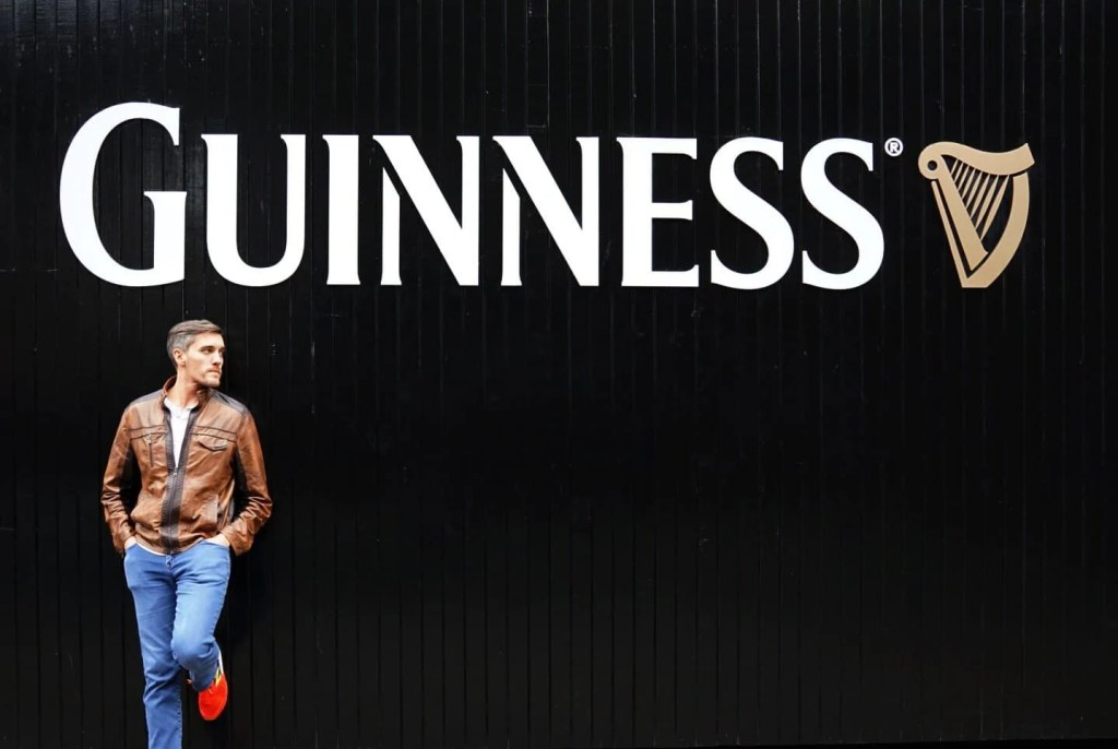 What to See in Ireland in 7 Days: the Guinness Storehouse in Dublin