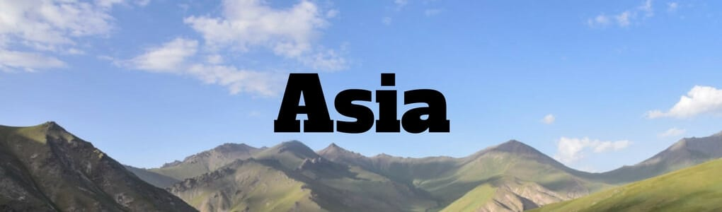 Best Places to Travel 2018 : Asia