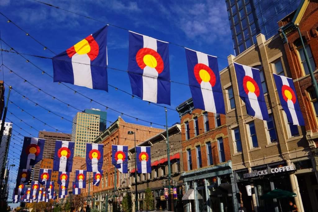 Larimer Square Denver Colorado