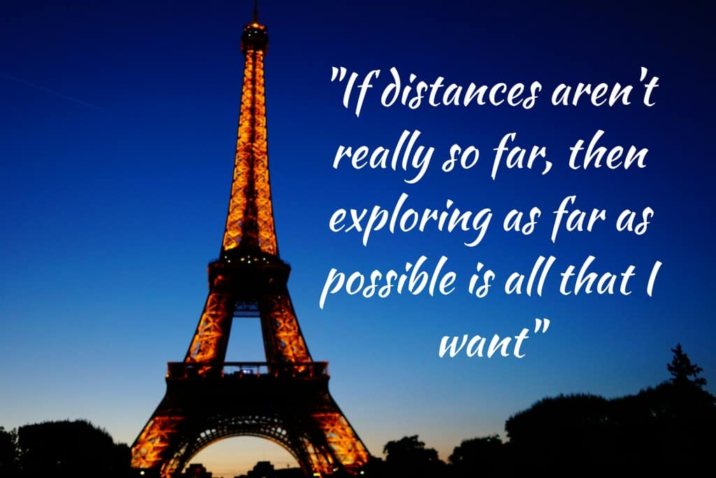 Travel Love Quote