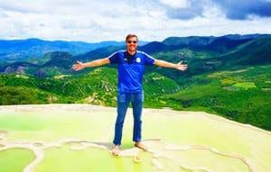 Nate of the Travel Blog Travel Lemming