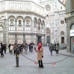 Florence in February
