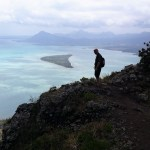 Mauritius: Climbing Le Morne Brabant Mountain Independently.