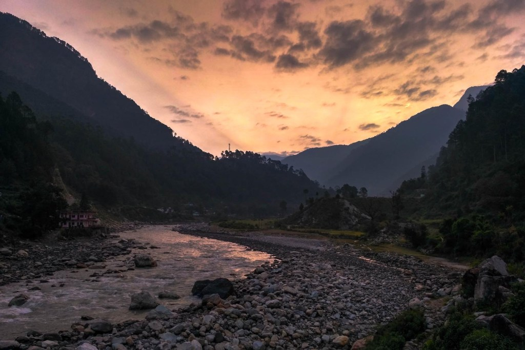 Bhagirathi_river_netala