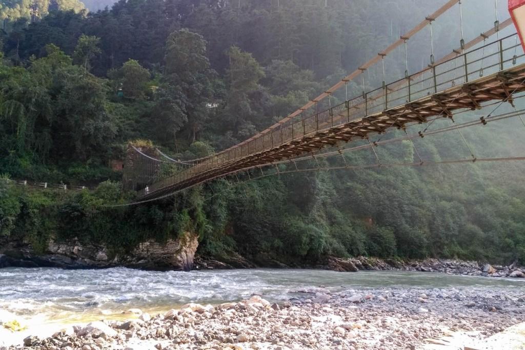Sirror Bridge, Netala