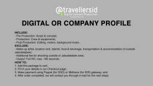 @TravellersID Videography Services - Others