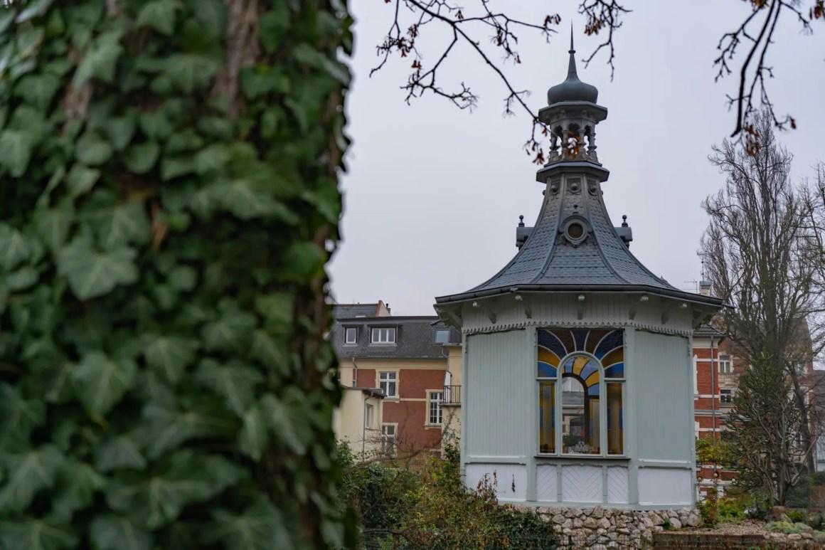 Mooie architectuur in Brandenburg an der Havel