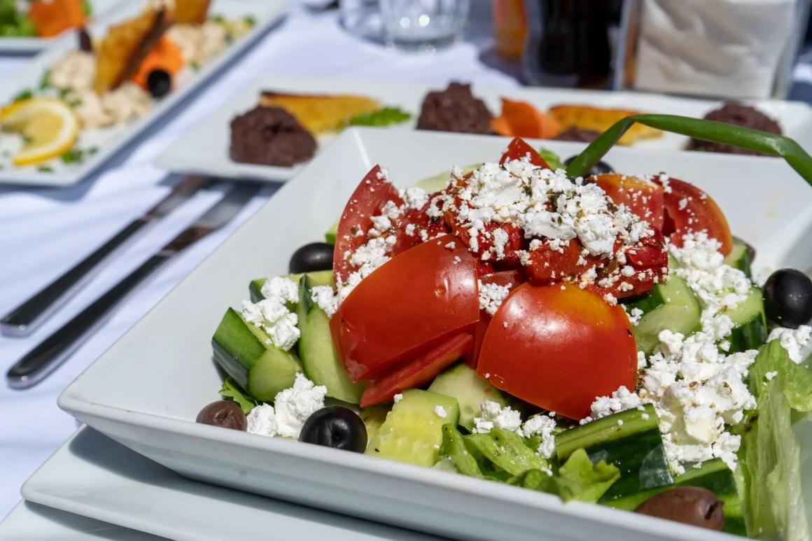 Het bekendste Bulgaarse gerecht: Schopska-salade